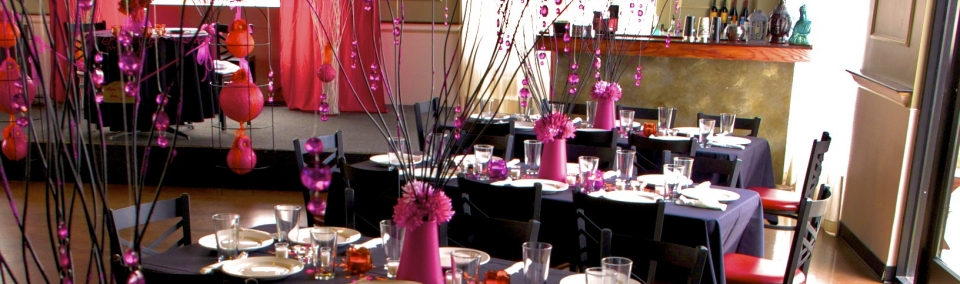 Banquets/Wedding Receptions